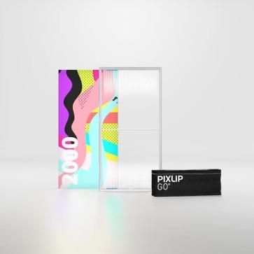 Caseta luminoasa PIXLIP GO 100x200