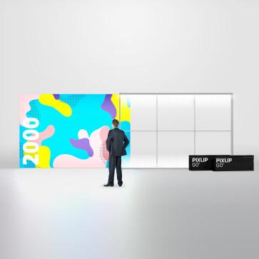 Caseta luminoasa PIXLIP GO 300x200