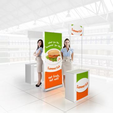Stand prezentare Hypermarket 07 - Sandwich-uri