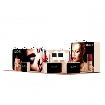 5x10-3C Stand Expozitional Produse Cosmetice