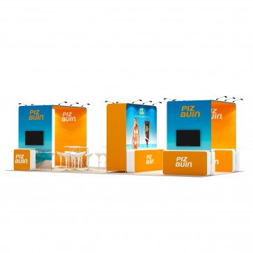 5x10-4B Stand Expozitional Produse Ingrijire Solara