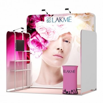 2x3-1C Stand Expozitional Produse Cosmetice