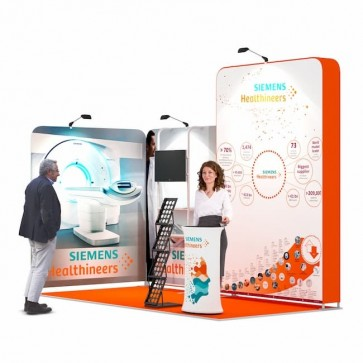 2x4-2A Stand Expozitional Echipament Medical