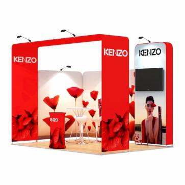 3x4-2C Stand Expozitional Parfumuri