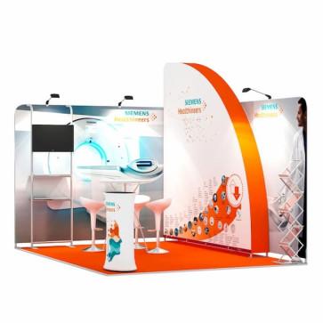 3x4-2E Stand Expozitional Echipamente Medicale
