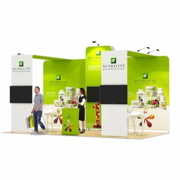 3x6-3A Stand Expozitional Suplimente Alimentare