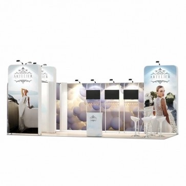3x7-2D Stand Expozitional Rochii Mireasa