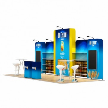 3x7-3B Stand Expozitional Produse Alimentare