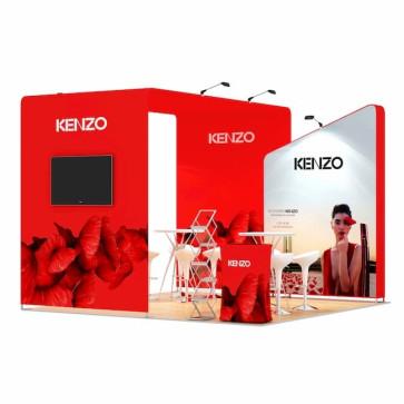 4x4-3B Stand Expozitional Parfumuri