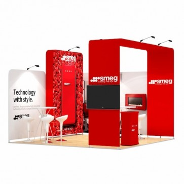 4x4-2E Stand Expozitional Electrocasnice