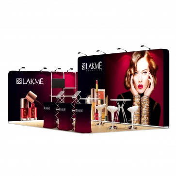 4x6-2C Stand Expozitional Produse Cosmetice