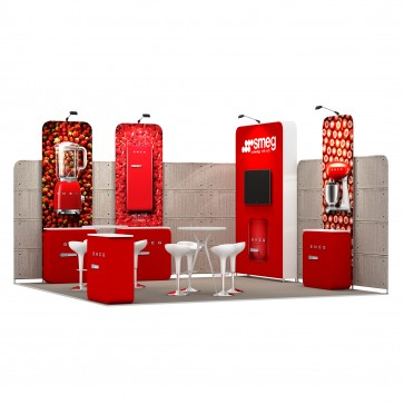 5x5-2D Stand Expozitional Electrocasnice