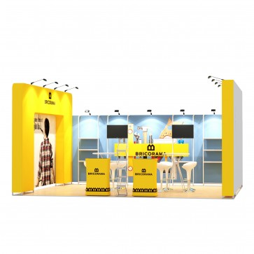 2x3 Exhibition stand - 1A