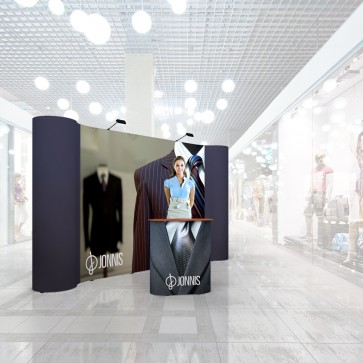 Stand prezentare Mall 10 - Design Vestimentar