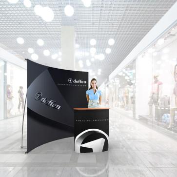 Stand prezentare Mall 03 - Sisteme Audio