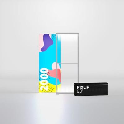 Caseta luminoasa PIXLIP GO 085x200