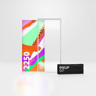 Caseta luminoasa PIXLIP GO 100x225