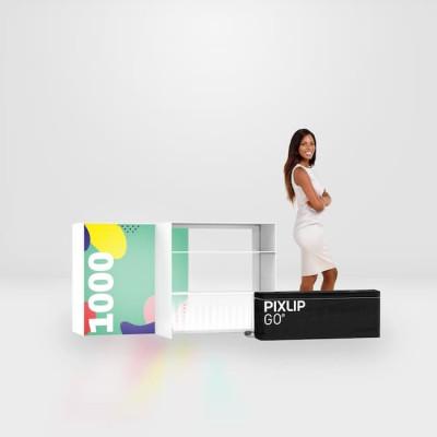 Masa Publicitara L PIXLIP GO 100x100
