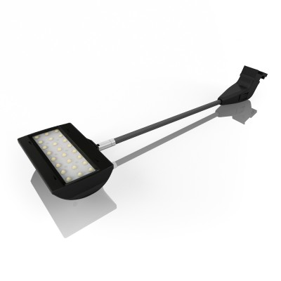 Pop-up LED Spotlight