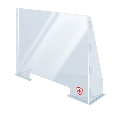 Panou protectie Plexiglas 100x75 cm