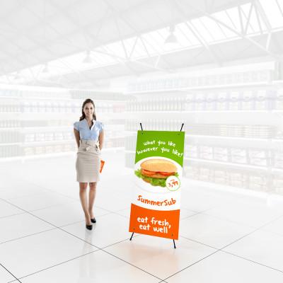 Stand prezentare Hypermarket 01 - Sandwich-uri