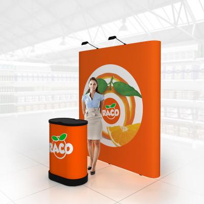 Stand prezentare Hypermarket 11 - Sucuri naturale