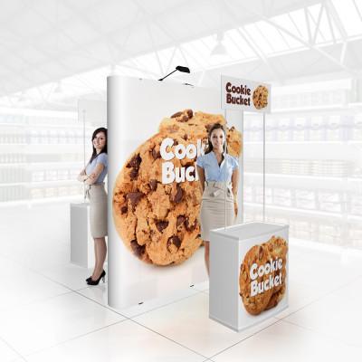 Stand prezentare Hypermarket 10 - Dulciuri