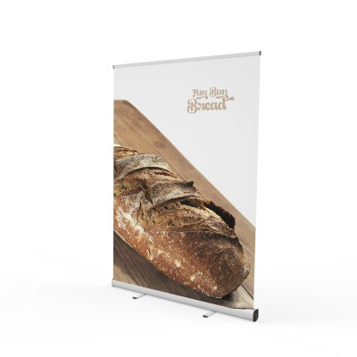 Roll-up banner VISION 150 | trademedia.ro