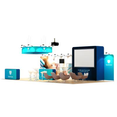 5x10-3B Stand Expozitional Cabinet Stomatologic