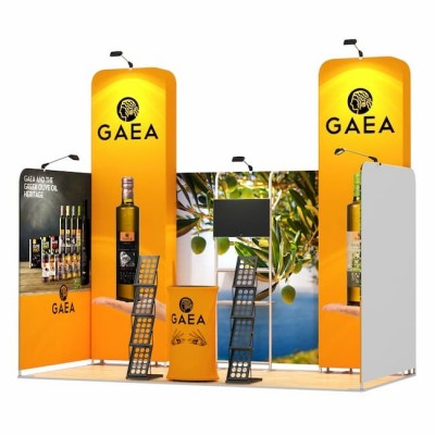 2x4-1A Stand Expozitional Ulei Masline