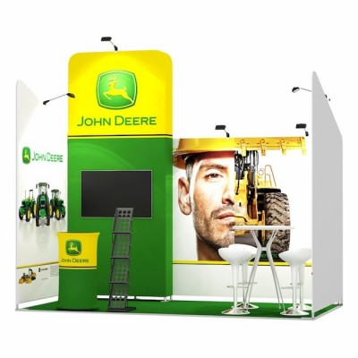 2x4-1B Stand Expozitional Utilaje Agricole