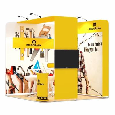 3x3-2B Stand Expozitional Produse Bricolaj
