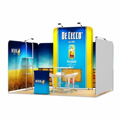 3x4-1B Stand Expozitional Produse Alimentare