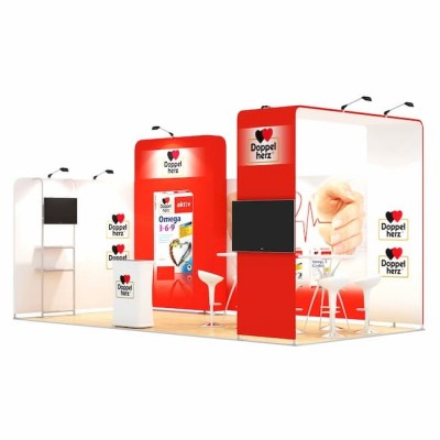 3x6-2A Stand Expozitional Produse Farmaceutice