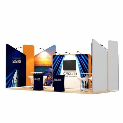 3x7-1A Stand Expozitional Croaziere