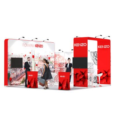 5x5-2B Stand Expozitional Parfumuri