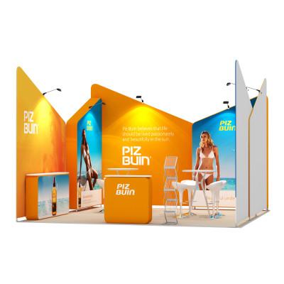 5x5-1B Stand Expozitional Produse Ingrijire Solara