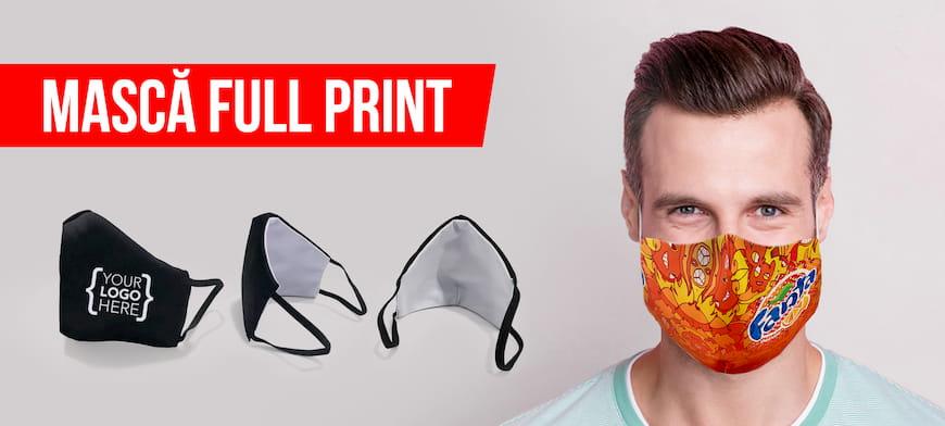 Masca textila personalizabila fullprint